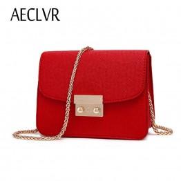 Beautiful  Small Leather Clutch Handbag